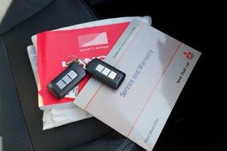 2012 Mitsubishi Lancer CJ MY13 LX Red 6 Speed CVT Auto Sequential Sedan