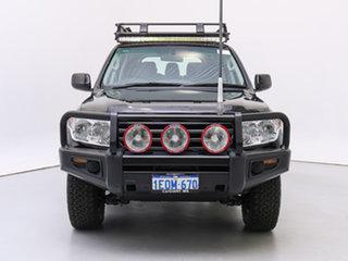 2009 Toyota Landcruiser UZJ200R GXL (4x4) Black 5 Speed Automatic Wagon.