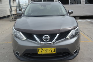 2015 Nissan Qashqai J11 TI Grey 1 Speed Constant Variable Wagon.