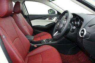 2020 Mazda CX-3 DK2W7A Snowflake White Pearl 6 Speed Sports Automatic Wagon