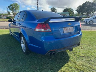 2008 Holden Commodore VE MY09 SS Blue 6 Speed Manual Sedan
