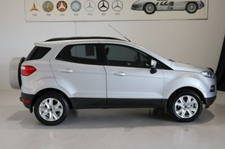 2015 Ford Ecosport BK Trend PwrShift Silver 6 Speed Sports Automatic Dual Clutch Wagon.
