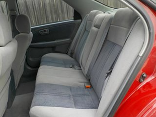 2000 Toyota Camry MCV20R (ii) Conquest Red 4 Speed Automatic Sedan