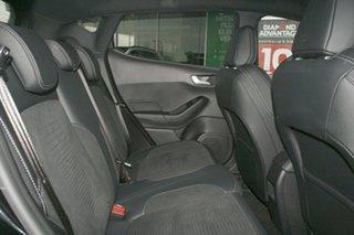 2020 Ford Fiesta WG 2020.75MY ST Black 6 Speed Manual Hatchback