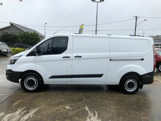 2015 Ford Transit Custom VN 290S Low Roof SWB White 6 Speed Manual Van.