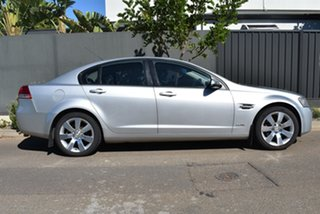 2010 Holden Commodore VE MY10 Omega Silver 4 Speed Automatic Sedan