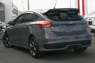 2015 Ford Focus LZ ST Stealth 6 Speed Manual Hatchback.