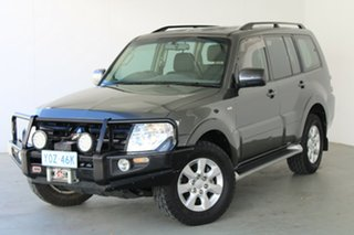 2013 Mitsubishi Pajero NW MY13 GLX-R Graphite 5 Speed Sports Automatic Wagon