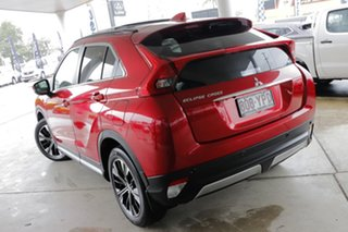 2018 Mitsubishi Eclipse Cross YA MY18 Exceed AWD Red Diamond 8 Speed Constant Variable Wagon.
