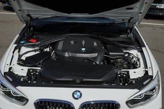 2016 BMW 125i F20 LCI MY18 M Sport Alpine White 8 Speed Automatic Hatchback