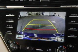 2018 Toyota Camry GSV70R SL V6 Lunar Blue 8 Speed Automatic Sedan