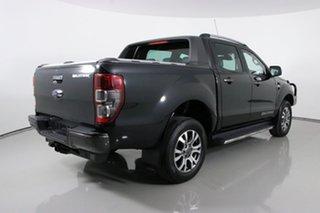 2015 Ford Ranger PX MkII Wildtrak 3.2 (4x4) Black 6 Speed Manual Dual Cab Pick-up
