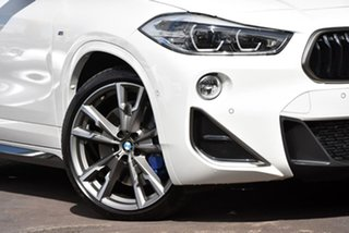 2019 BMW X2 F39 M35i Coupe Steptronic AWD White 8 Speed Sports Automatic Wagon