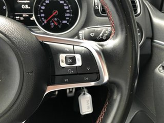 2016 Volkswagen Polo 6R MY16 GTi Silver 6 Speed Manual Hatchback
