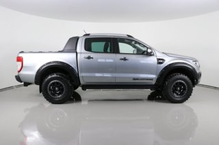 2020 Ford Ranger PX MkIII MY20.25 Wildtrak 3.2 (4x4) Grey 6 Speed Automatic Double Cab Pick Up