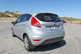 2011 Ford Fiesta WT CL Silver 5 Speed Manual Hatchback