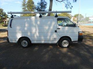 2001 Toyota HiAce RZH113R LWB 4 Speed Automatic Van.