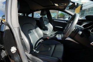 2015 Audi A5 8T MY16 Sportback 1.8 TFSI Black CVT Multitronic Hatchback