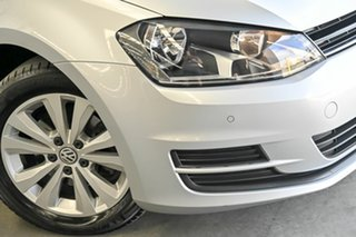 2015 Volkswagen Golf VII MY16 92TSI DSG Comfortline Silver 7 Speed Sports Automatic Dual Clutch.