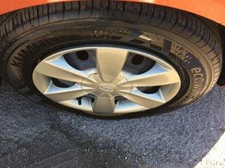 2006 Kia Rio JB Orange 5 Speed Manual Hatchback