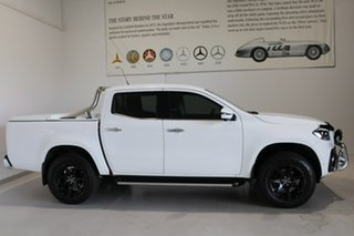 2017 Mercedes-Benz X-Class 470 X250d 4MATIC Power White 7 Speed Sports Automatic Utility.
