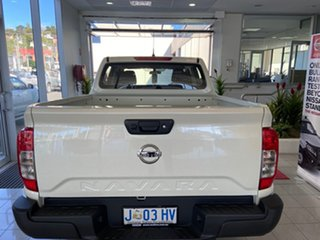 2021 Nissan Navara D23 MY21 SL White Pearl 6 Speed Manual Utility