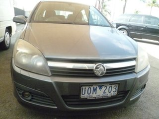 2006 Holden Astra AH MY06 CDX Grey 4 Speed Automatic Hatchback.