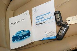 2015 Mazda MX-5 ND SKYACTIV-MT Red 6 Speed Manual Roadster