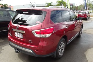 2014 Nissan Pathfinder R52 MY14 ST-L X-tronic 4WD Red 1 Speed Constant Variable Wagon