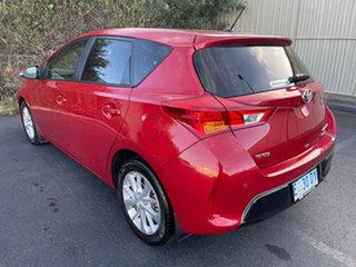 2014 Toyota Corolla ZRE182R Ascent Sport S-CVT Red 7 Speed Constant Variable Hatchback