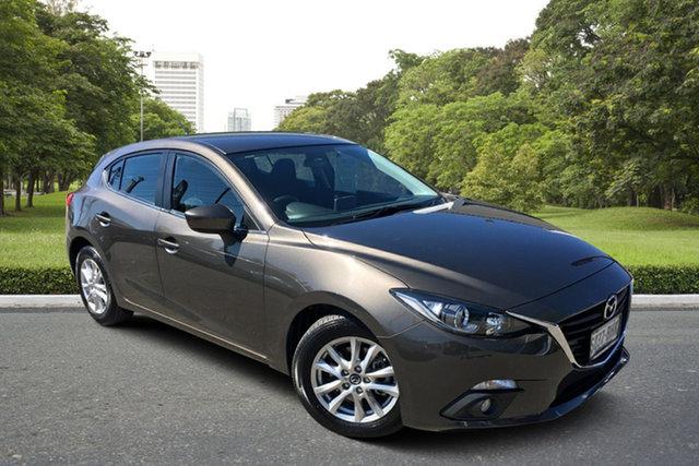 Used Mazda 3 BM5478 Maxx SKYACTIV-Drive Paradise, 2015 Mazda 3 BM5478 Maxx SKYACTIV-Drive Grey 6 Speed Sports Automatic Hatchback