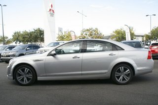 2016 Holden Caprice WN II MY16 V Silver 6 Speed Sports Automatic Sedan