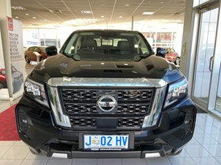 2020 Nissan Navara D23 MY21 ST-X Black Star 7 Speed Sports Automatic Utility