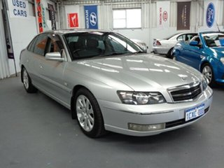 2003 Holden Caprice WH II Silver 4 Speed Automatic Sedan