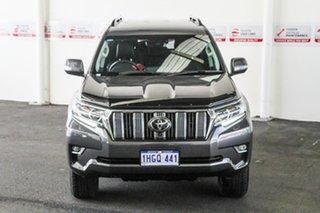 2020 Toyota Landcruiser Prado GDJ150R VX Graphite 6 Speed Sports Automatic Wagon.