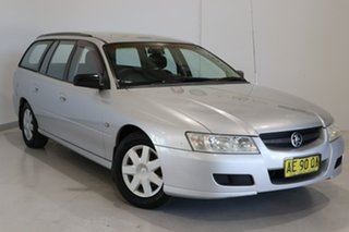 2005 Holden Commodore VZ Executive Silver 4 Speed Automatic Wagon.