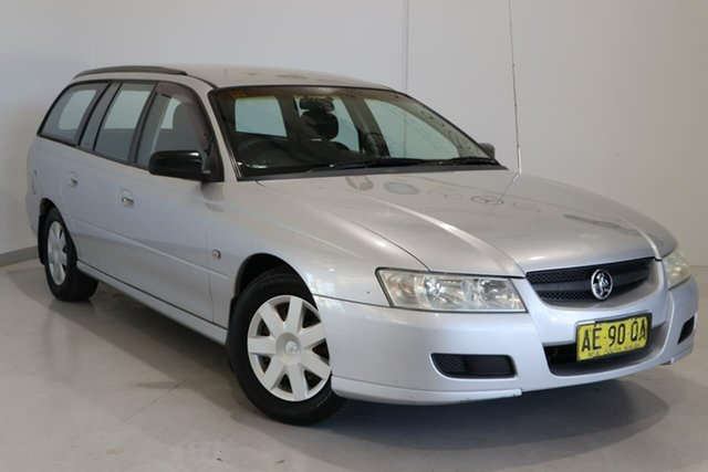 Used Holden Commodore VZ Executive Wagga Wagga, 2005 Holden Commodore VZ Executive Silver 4 Speed Automatic Wagon