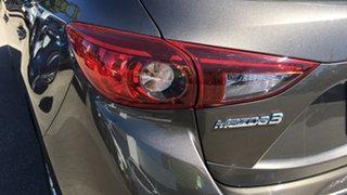 2015 Mazda 3 BM5478 Maxx SKYACTIV-Drive Grey 6 Speed Sports Automatic Hatchback