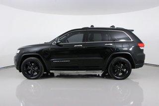 2014 Jeep Grand Cherokee WK MY14 Limited (4x4) Black 8 Speed Automatic Wagon