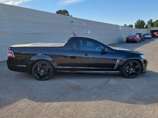 2015 Holden Ute VF II MY16 SV6 Ute Black 6 Speed Sports Automatic Utility.