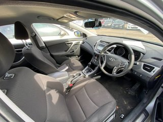 2015 Hyundai Elantra MD3 Active Silver 6 Speed Sports Automatic Sedan