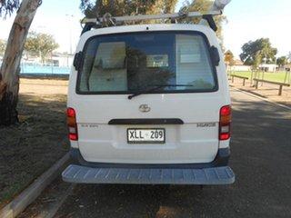 2001 Toyota HiAce RZH113R LWB 4 Speed Automatic Van