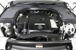 2016 Mercedes-Benz GLC250 253 White 9 Speed Automatic Wagon