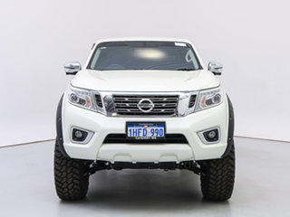 2018 Nissan Navara D23 Series II ST-X (4x4) White 7 Speed Automatic King Cab Utility.