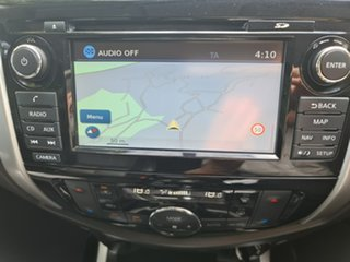 2017 Nissan Navara D23 S2 ST-X White 6 Speed Manual Utility