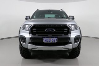 2020 Ford Ranger PX MkIII MY20.25 Wildtrak 3.2 (4x4) Grey 6 Speed Automatic Double Cab Pick Up.