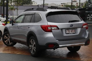 2020 Subaru Outback B6A MY20 2.5i CVT AWD Premium Ice Silver 7 Speed Constant Variable Wagon.