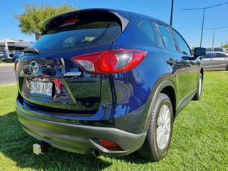 2012 Mazda CX-5 KE1071 Maxx SKYACTIV-Drive AWD Sport Stormy Blue/black Cloth 6 Speed