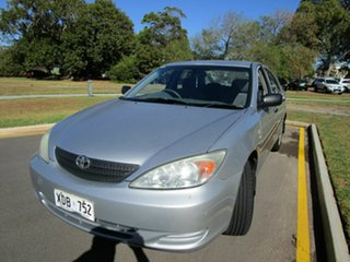 2004 Toyota Camry Altise Silver 4 Speed Automatic Sedan