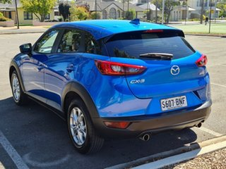 2016 Mazda CX-3 DK2W7A Maxx SKYACTIV-Drive Blue 6 Speed Sports Automatic Wagon